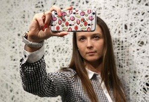 Pokrowiec na tył Kreatui Stickers Fashion etui z nadrukiem do ALCATEL IDOL 4